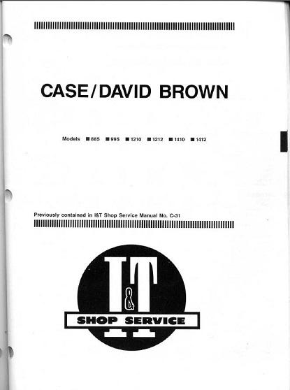 1410 case service manual