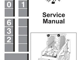 Bobcat 630, 631,Repair Manual